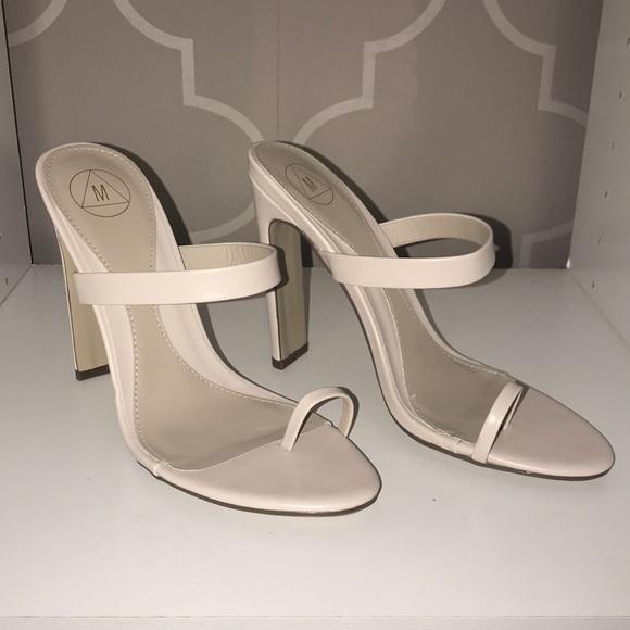 5204258923e Toe post barely there mule. M 5b2ab2e14ab63318cb3878a8. Other Shoes ...